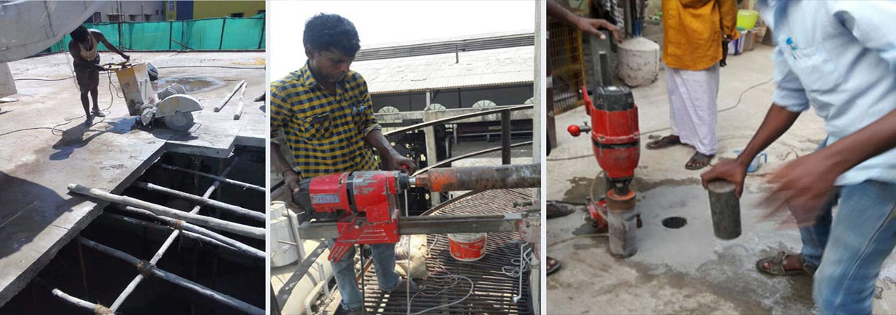 Core Cutting Services in Chennai
